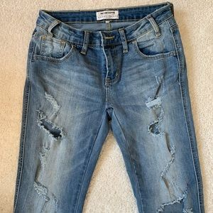 One Teaspoon ripped jeans